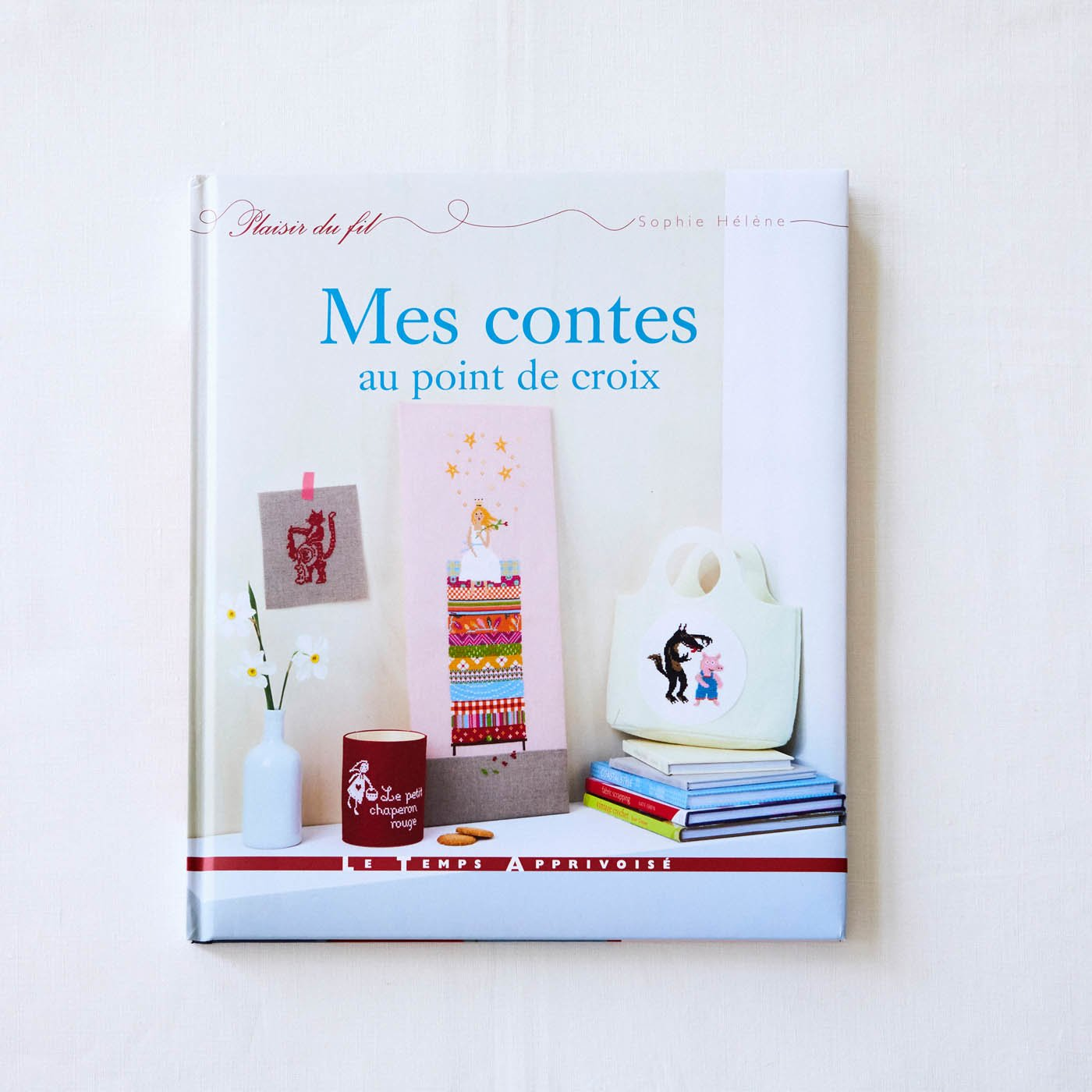クロスステッチ図案集 『Mes contes』 ~私の物語~