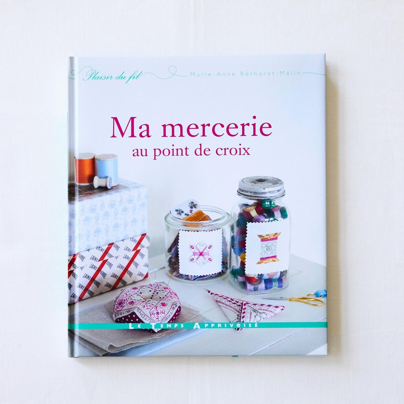 クロスステッチ図案集 『Ma mercerie』 ~私の手芸屋さん~