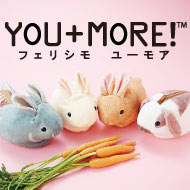 YOU+MORE![ユーモア]