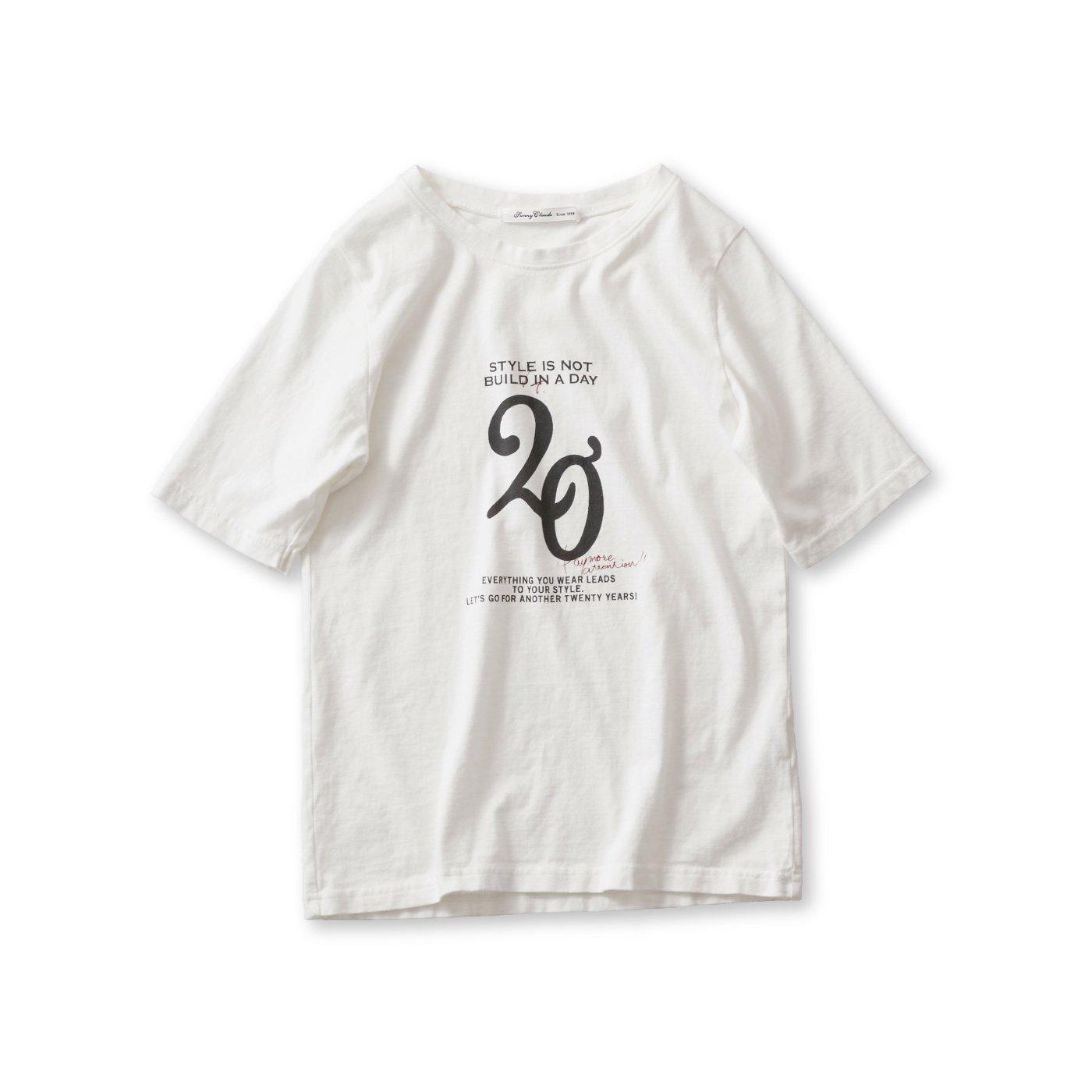 サニークラウズ 添削済みの二十歳Tシャツ〈レディース〉