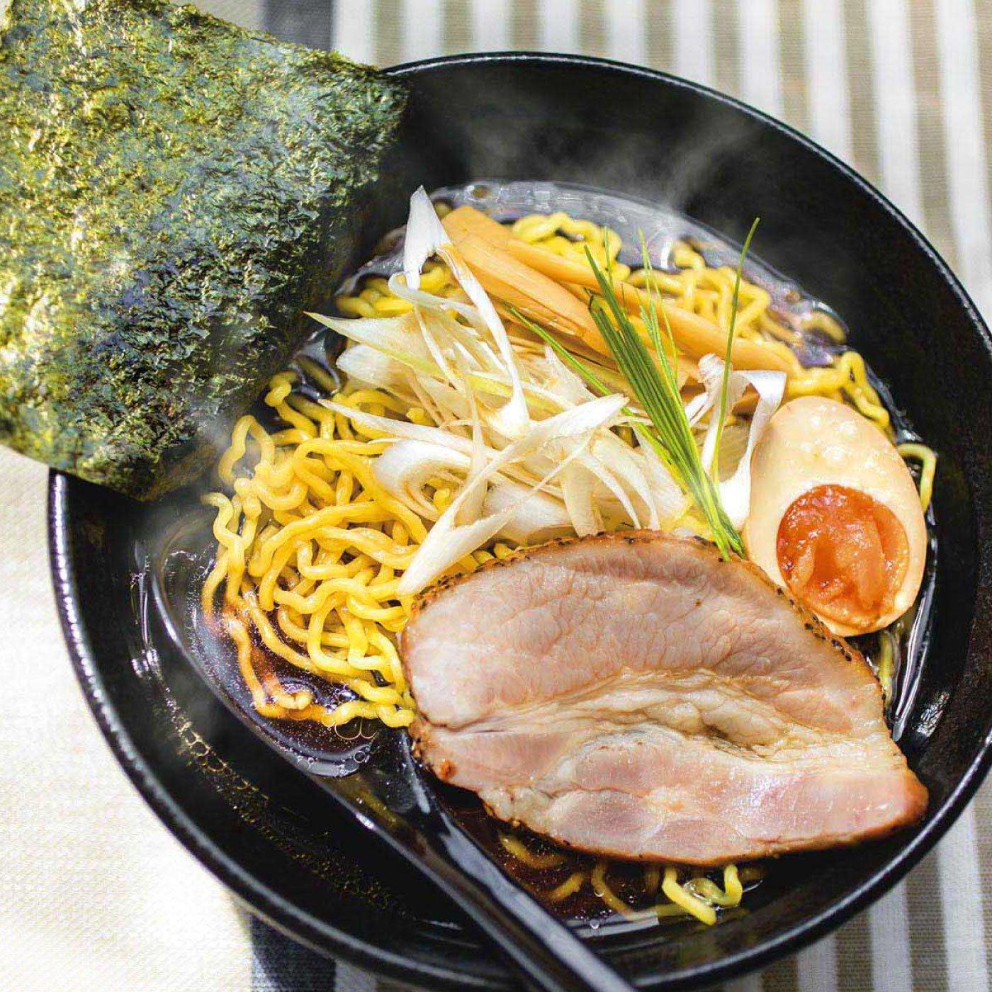 北海道人気らーめん店の味 麺's菜ヶ蔵黒醤油(2食×2)
