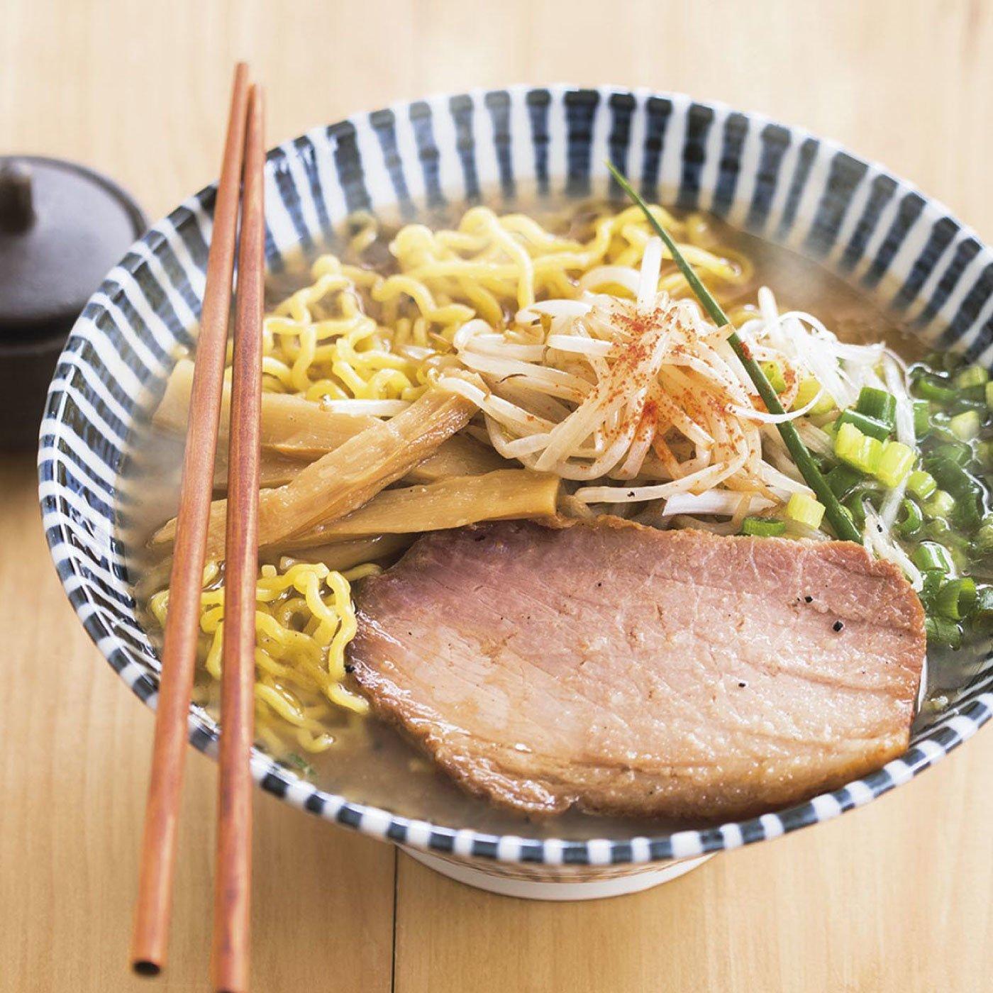 北海道人気らーめん店の味札幌直伝屋味噌(2食×2)
