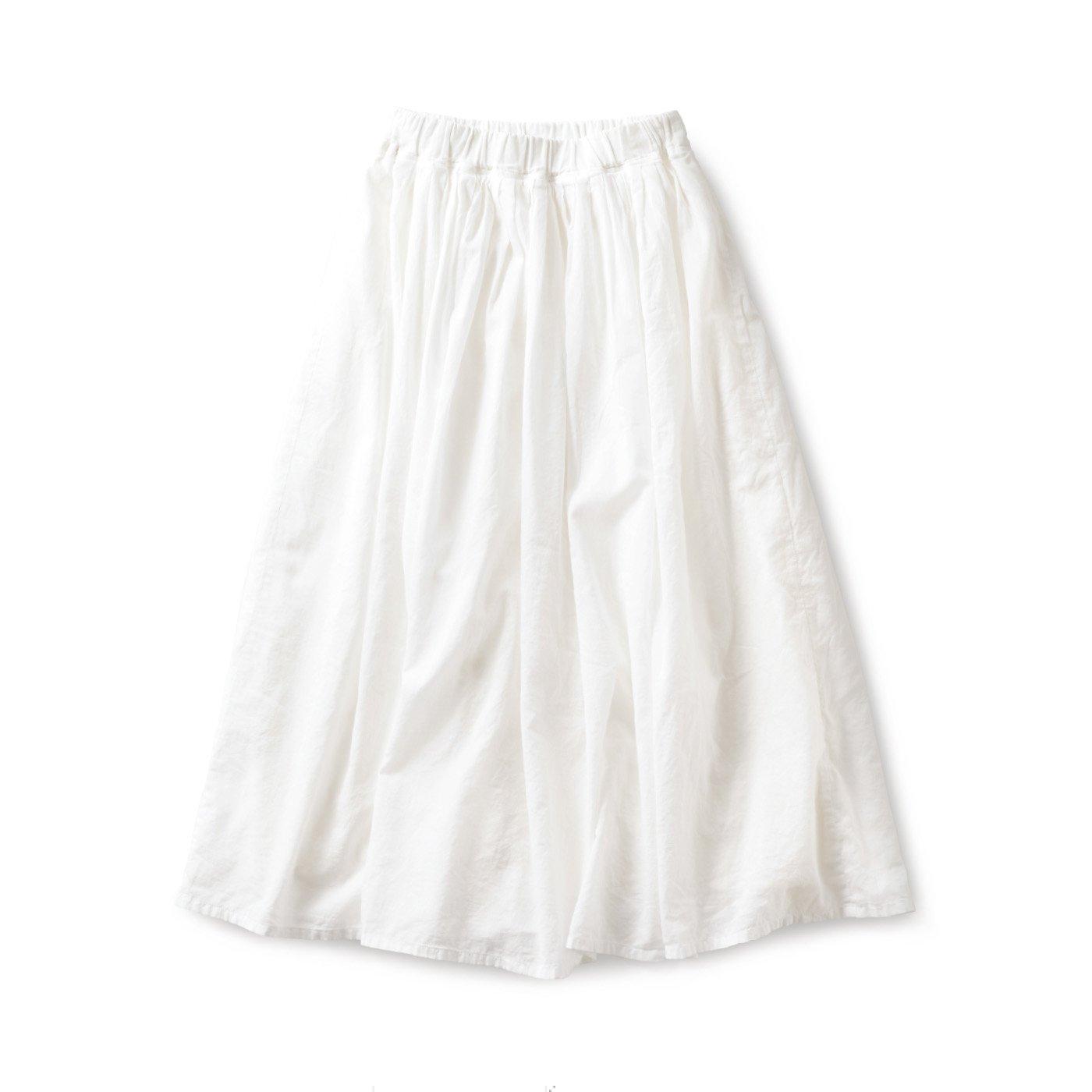 サニークラウズ 甘さをおさえたソフトクリームスカート〈レディース〉