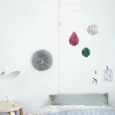 上原 かなえさんに教わる お部屋を彩る デンマークのペーパークラフトキットの会 フェリシモ FELISSIMO
