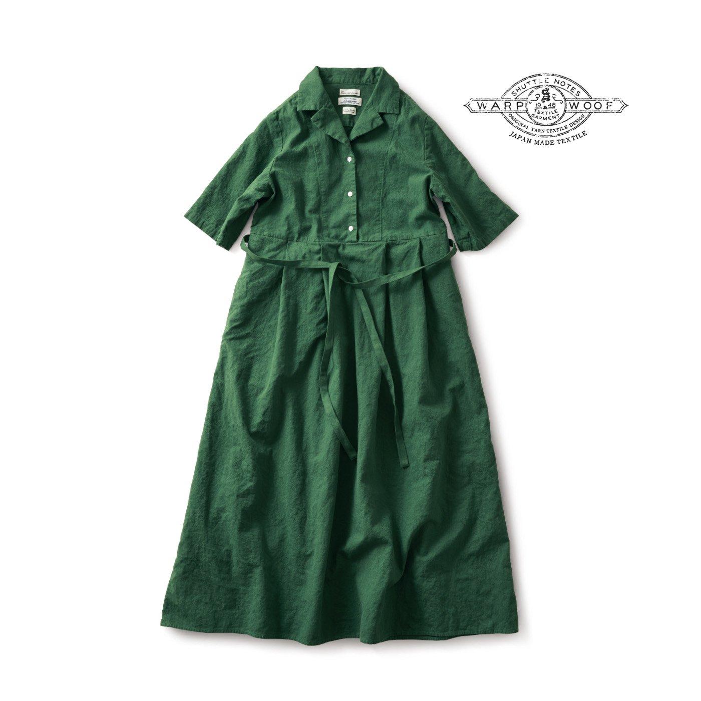 サニークラウズ feat. Shuttle Notes kazumiの緑なワンピース〈レディース〉