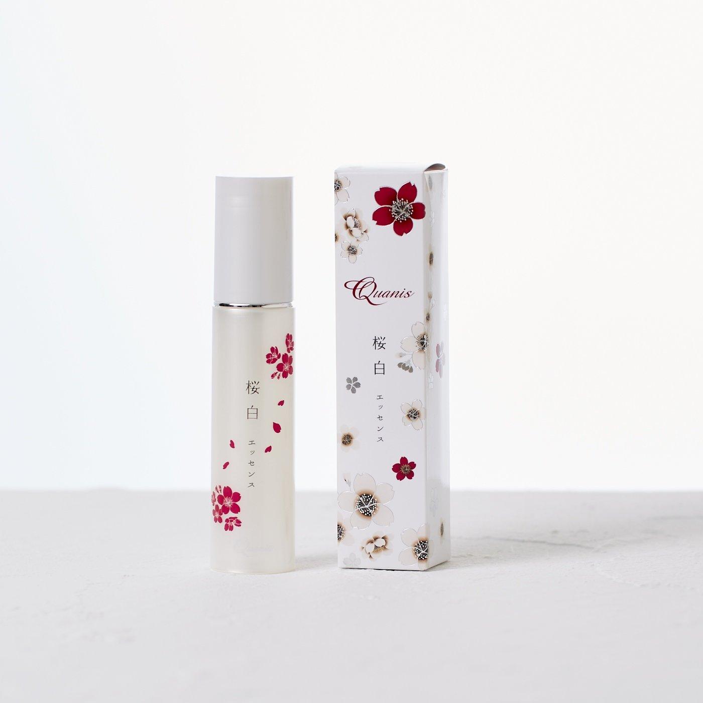 クオニス 桜白エッセンス〈薬用美白美容液〉40ml