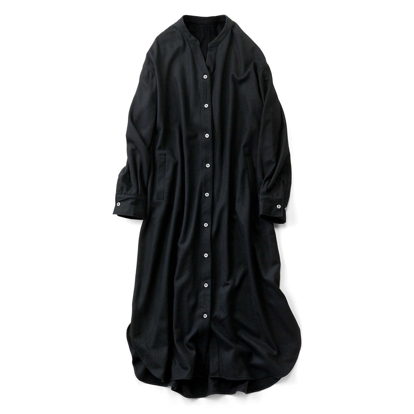 リブ イン コンフォート はまじとコラボ 高見え必至! 着こなし次第でロングシーズン着られる大人ワンピース〈ブラック〉