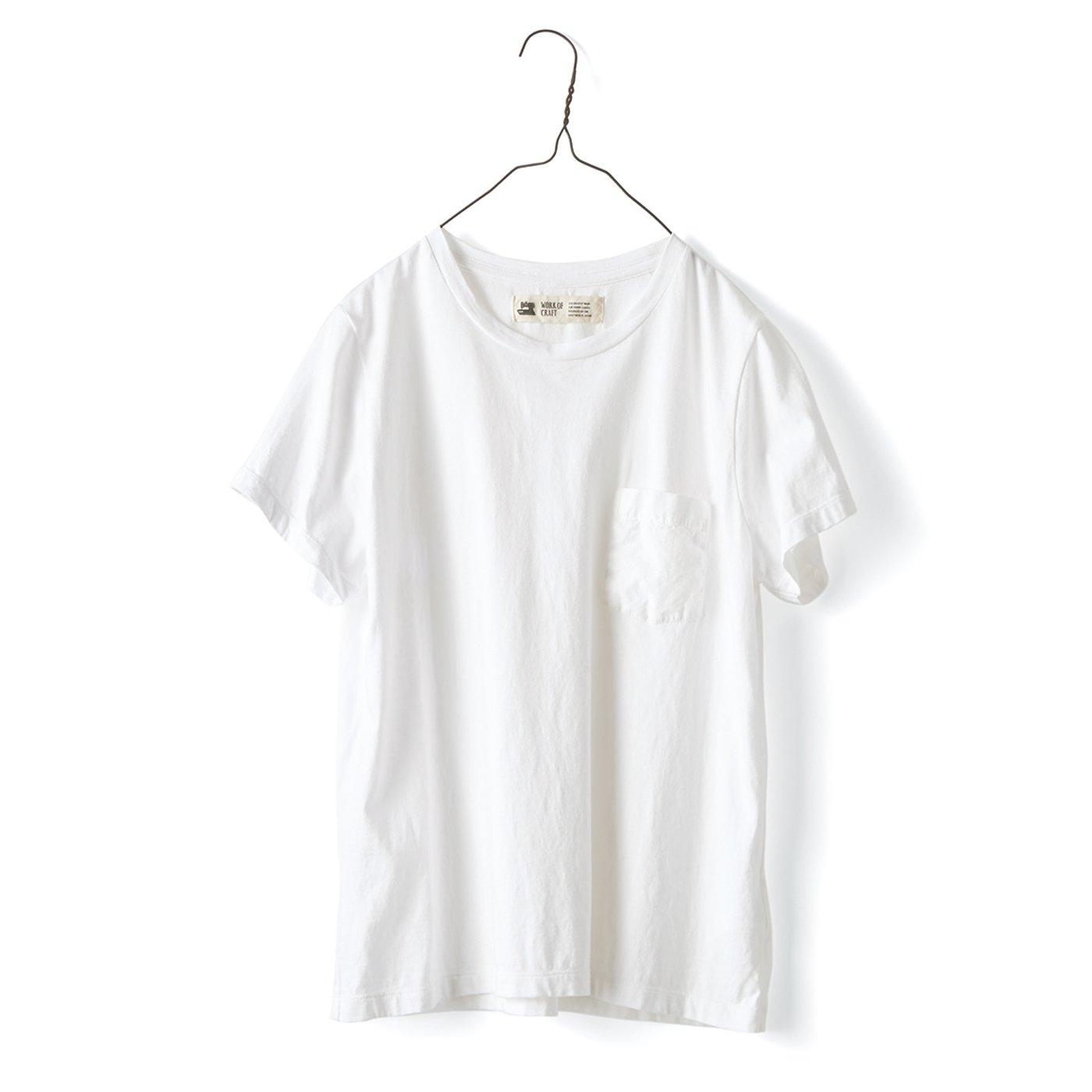 サニークラウズ こだわりだらけのシンプルTシャツ〈レディース〉