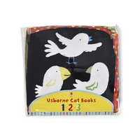 フェリシモ Cot Books 赤ちゃんの布えほん 1・2・3