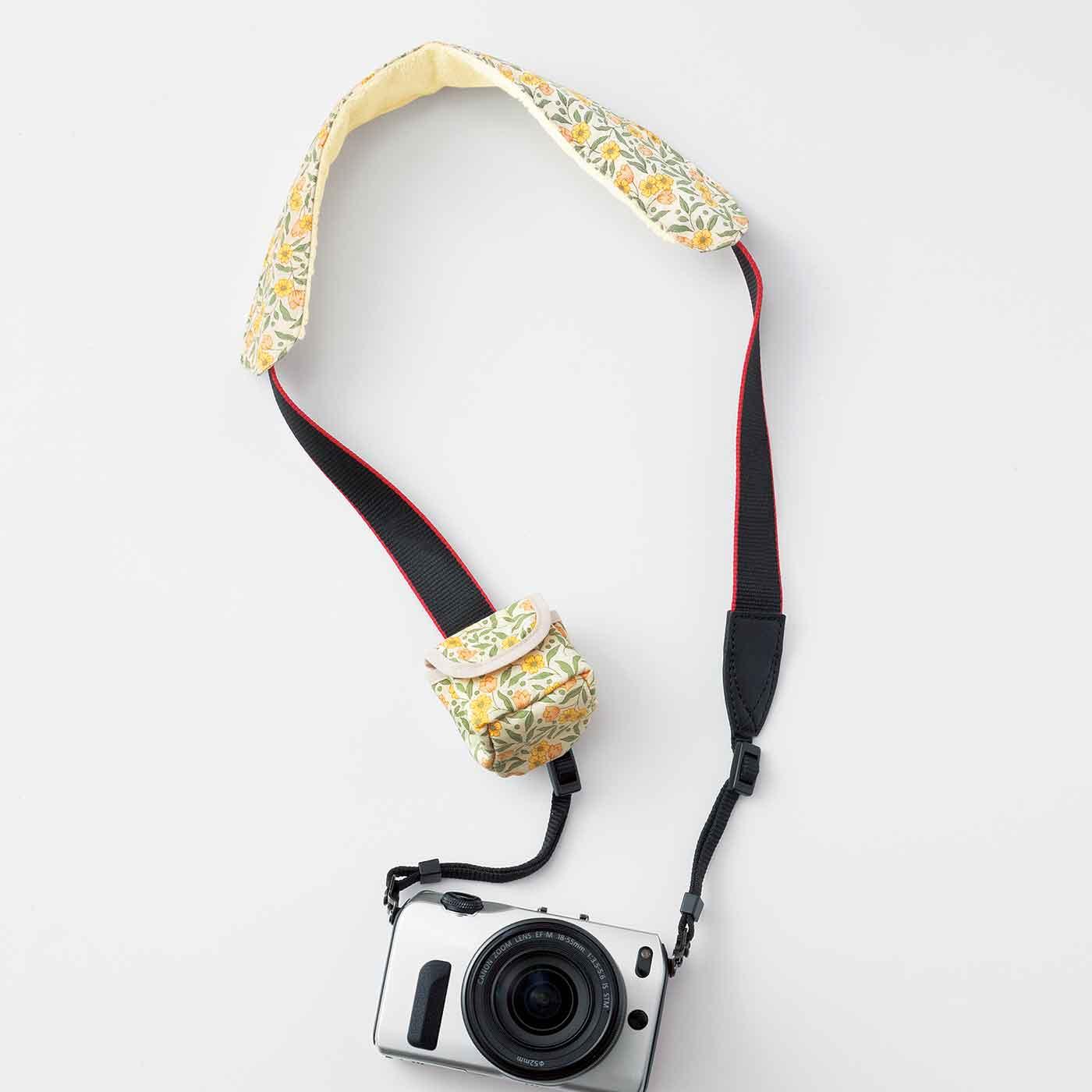 ※カメラ・ネックカバーはお届けに含まれません。