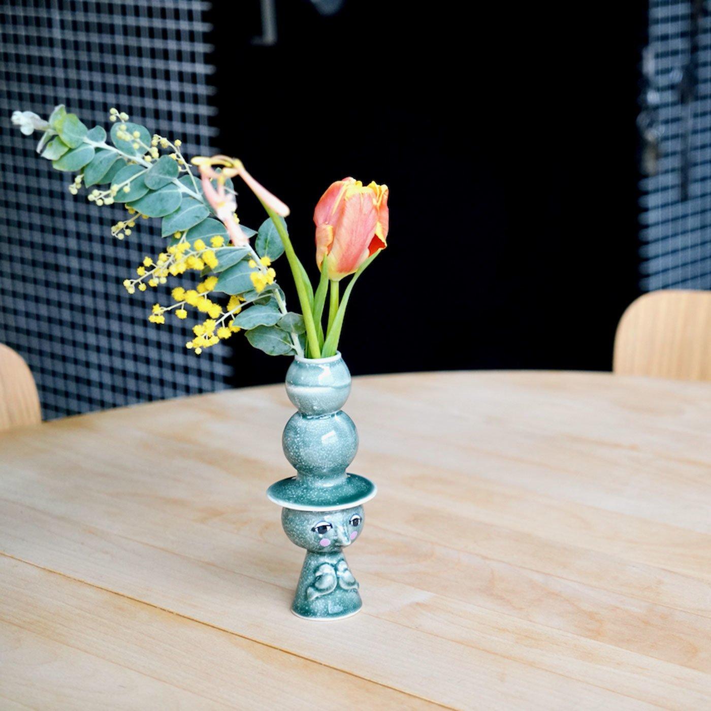 おしゃれに飾りつける楽しみ フラワーベース THE SEASONS〈春〉/ビヨン・ヴィンブラッド