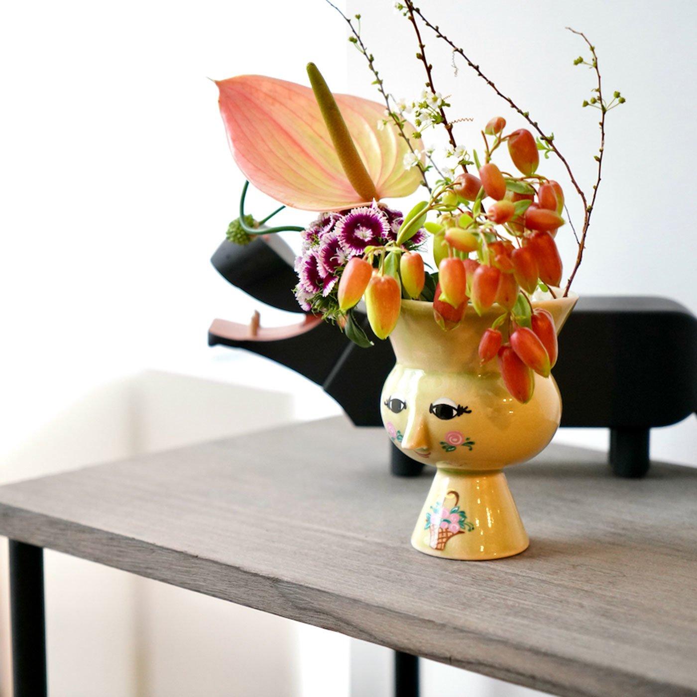 おしゃれに飾りつける楽しみ フラワーベース THE SEASONS〈夏〉/ビヨン・ヴィンブラッド