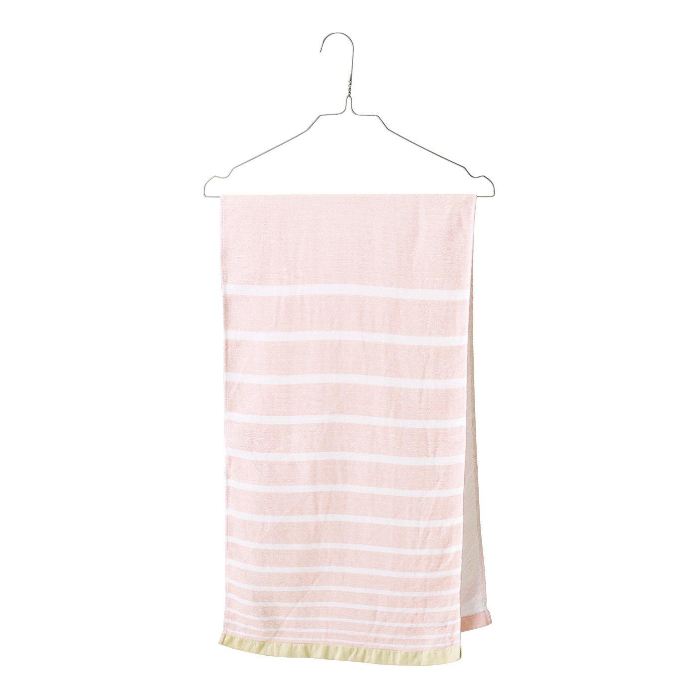 サンクチュアリ 綿100%無撚糸ガーゼに包まれる ハンガー幅に干せるバスタオルの会