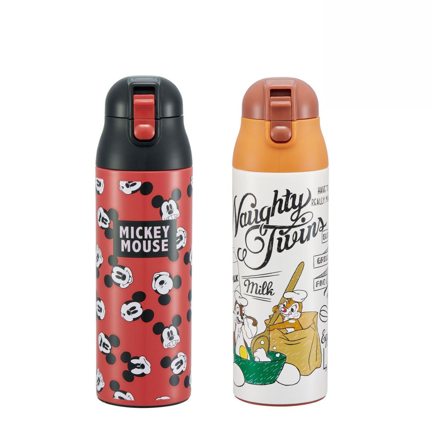 ワンプッシュステンマグボトル ディズニー( 500ml)