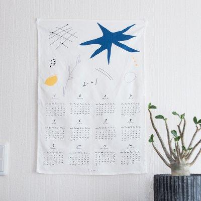 tekitara ファブリックカレンダー 2021 フェリシモ FELISSIMO