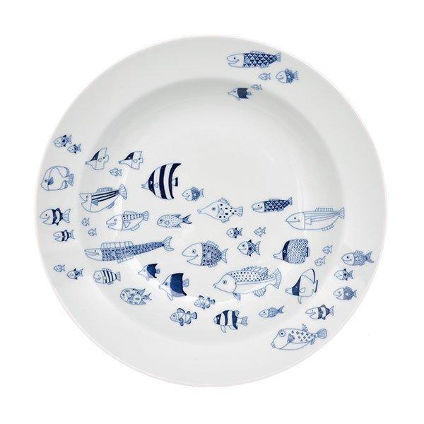 [長崎県]cocomarine パスタ 魚の群れ