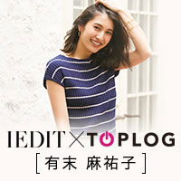 IEDIT × TOPLOG COLLABORATION 002