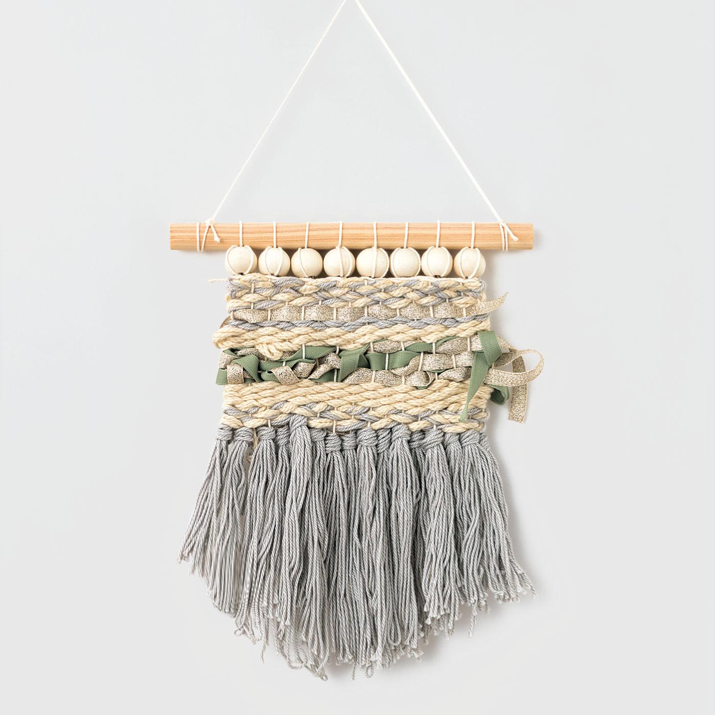 コットン糸のツイスティング