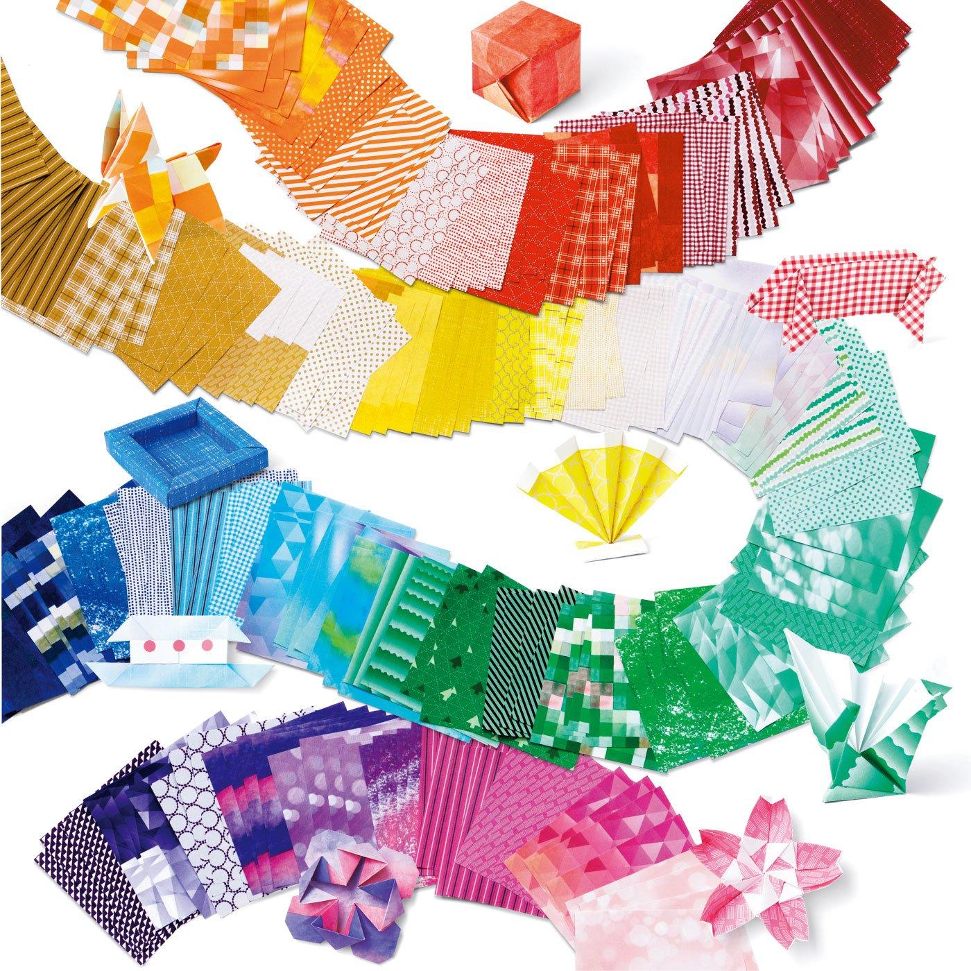 12色のリフレッシュ体験 気分があがるおりがみプログラム[12回予約プログラム]