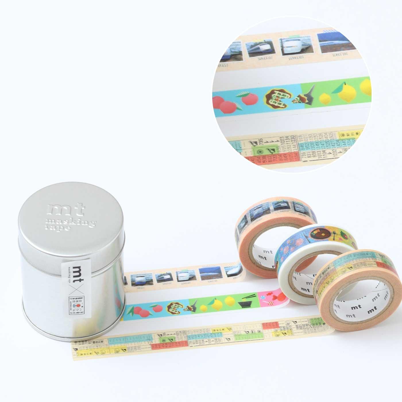山陽新幹線マスキングテープ