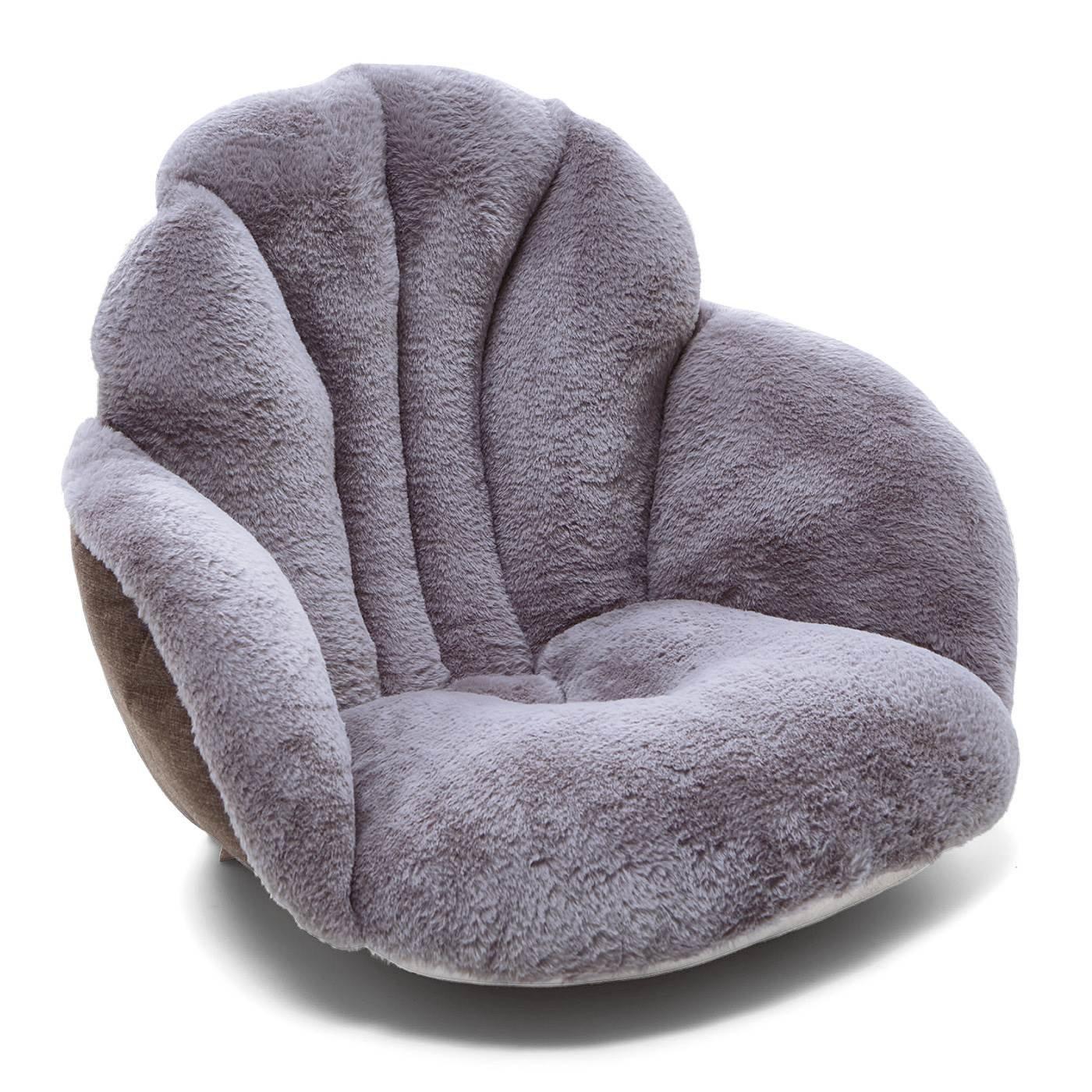 腰を包む座れる毛布 あったかマイソファ