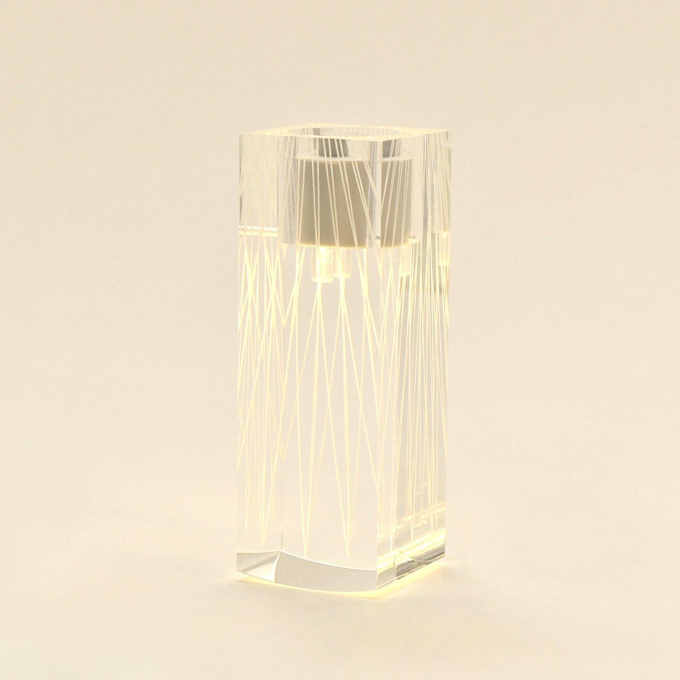 世界一透明な懐中電灯トゥインクルライト スイング