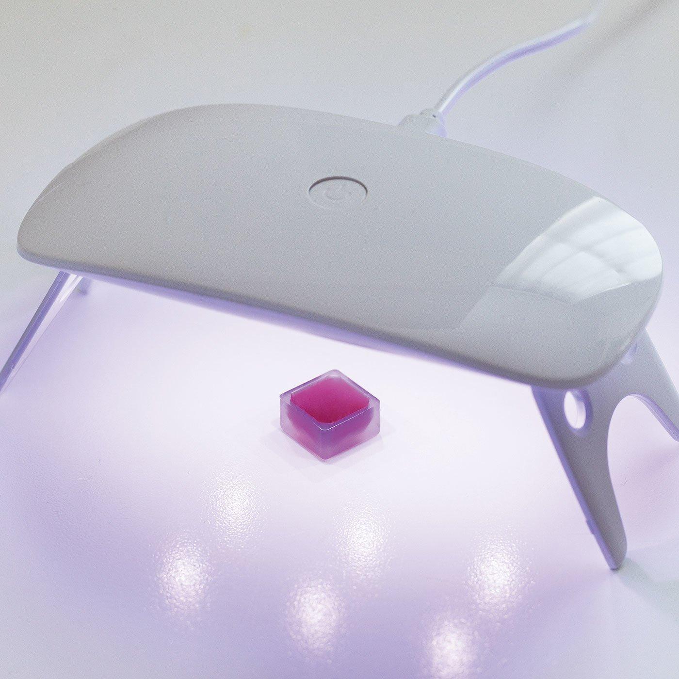 LED&UVランプコンパクト