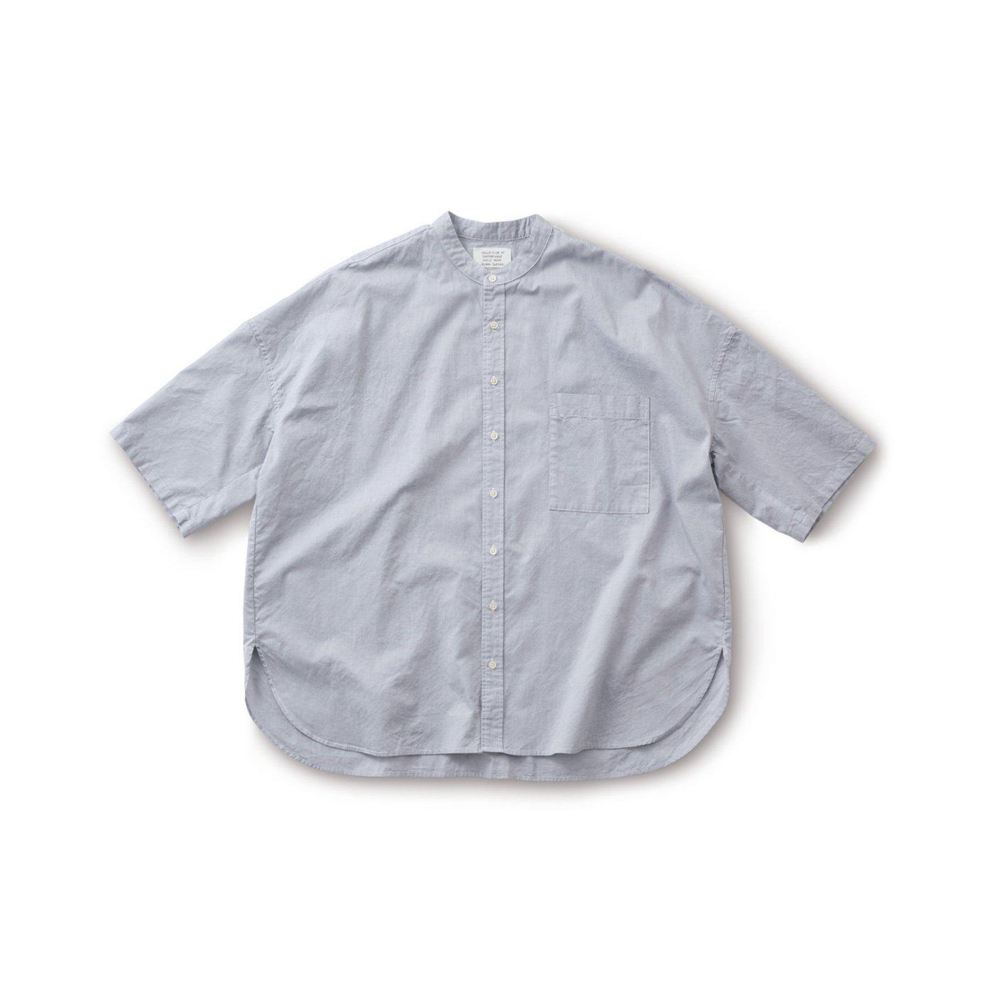 サニークラウズ feat. Shuttle Notes とっても大きなオックスシャツ〈メンズ〉