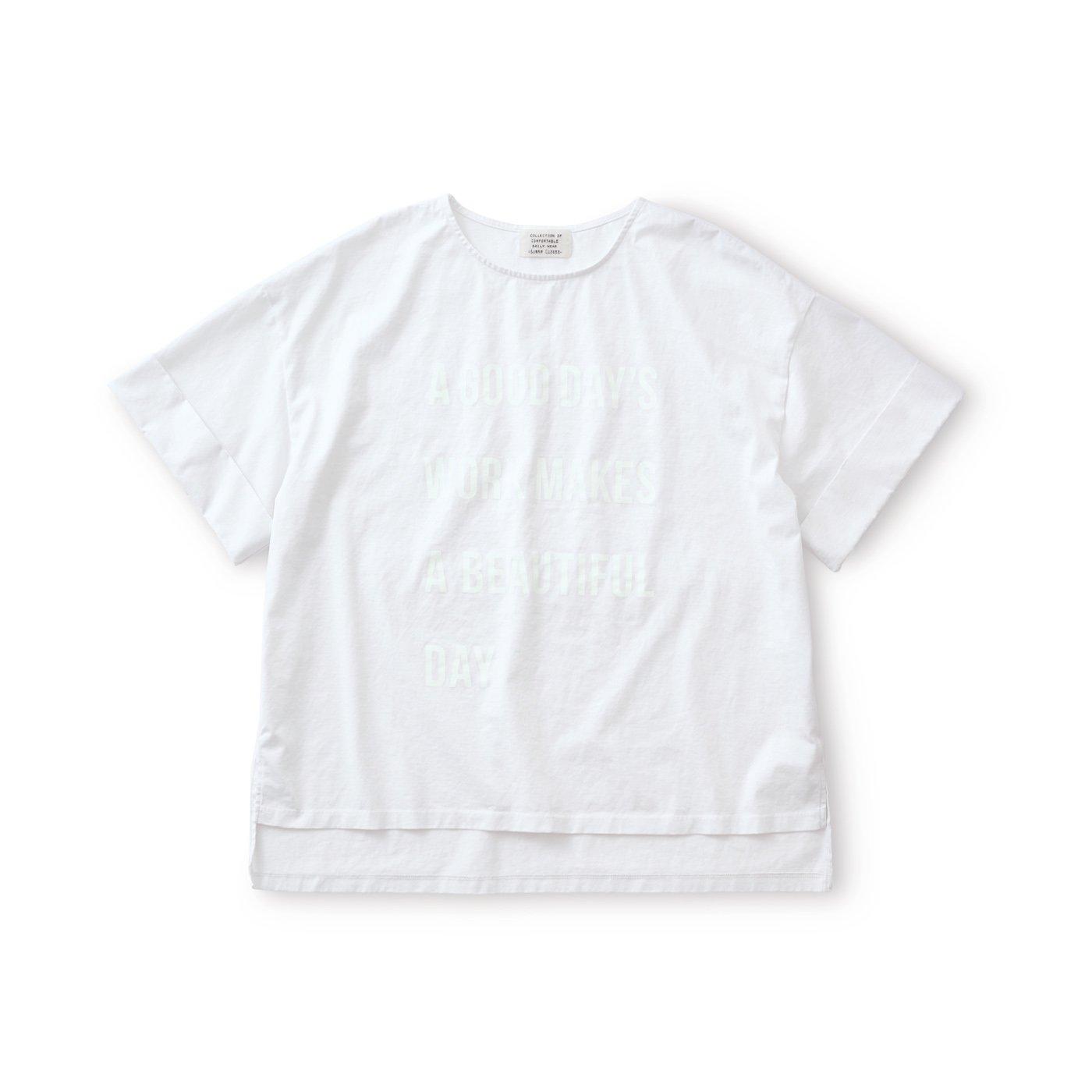 サニークラウズ とっても大きなTシャツ〈レディース〉