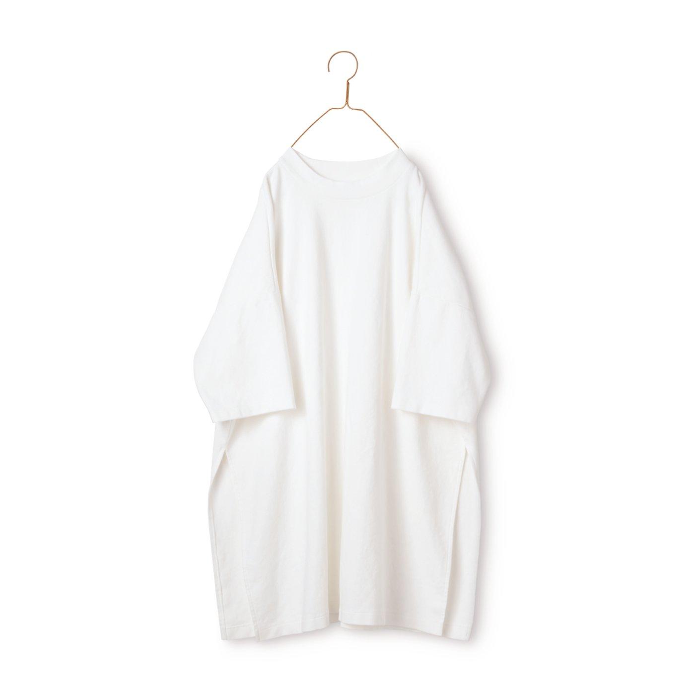 サニークラウズ ノッポのTシャツ〈レディース〉白