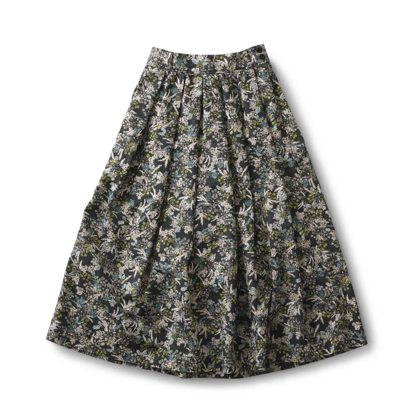 サニークラウズ リースの種スカート〈レディース〉