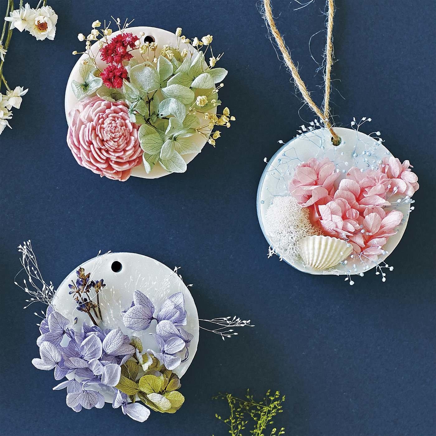 異国の絶景を花と香りで楽しむ アロマワックスバーの会