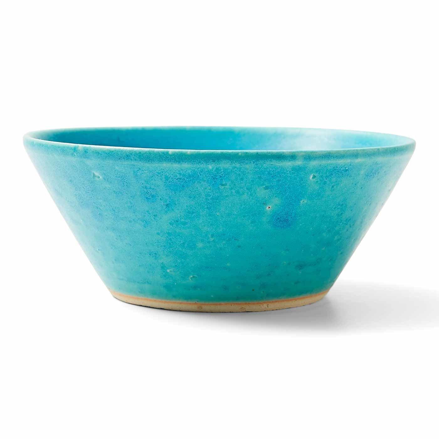 味わい深い青色小鉢の会