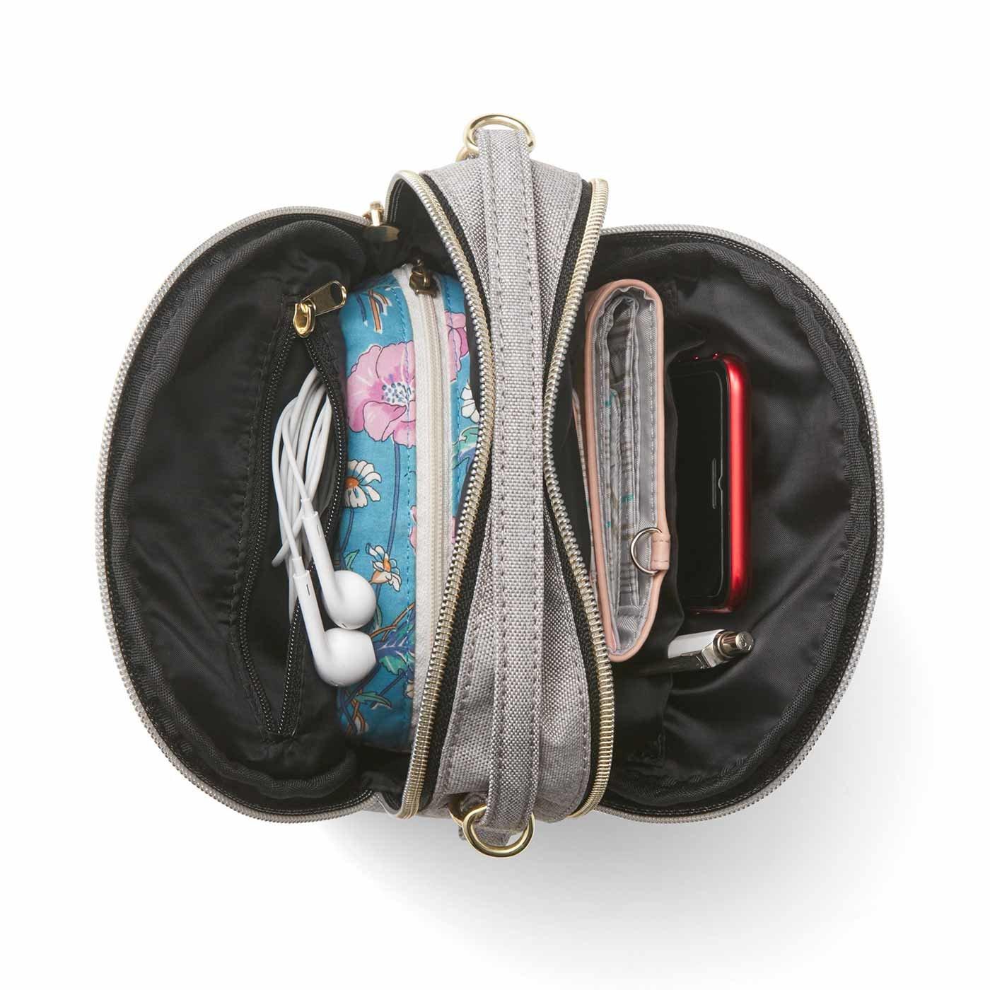 セブンポケット よくばり撥水(はっすい) ミニショルダー