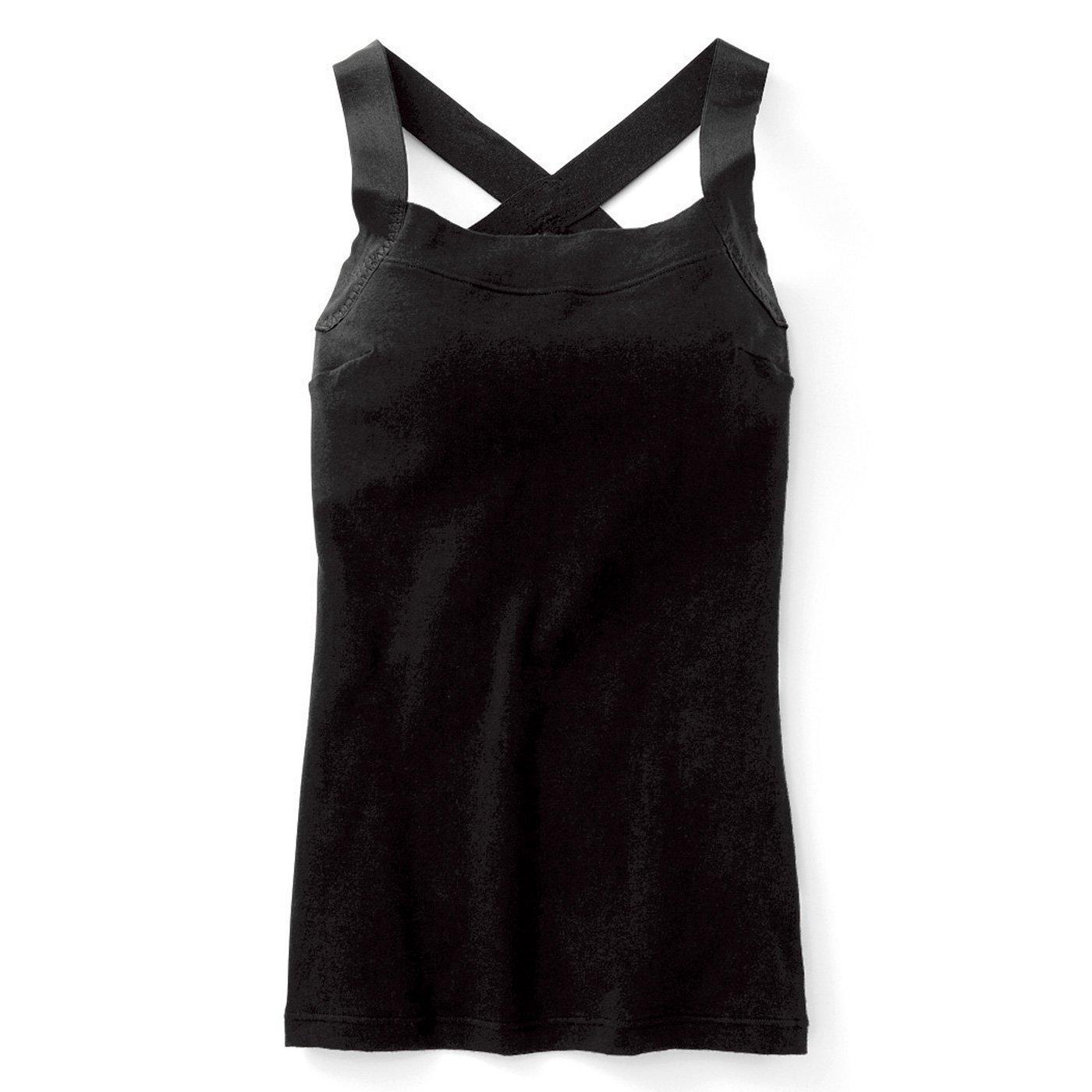 肩甲骨をらくらく意識で背筋ピン! ヨガ気分ブラインナー〈ベーシックカラー〉〈ブラック〉