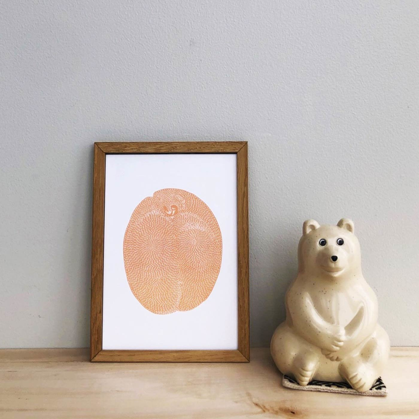 北欧のシンプルさが素敵なポスター STILLEBEN PRINT COLLECTION [A5]
