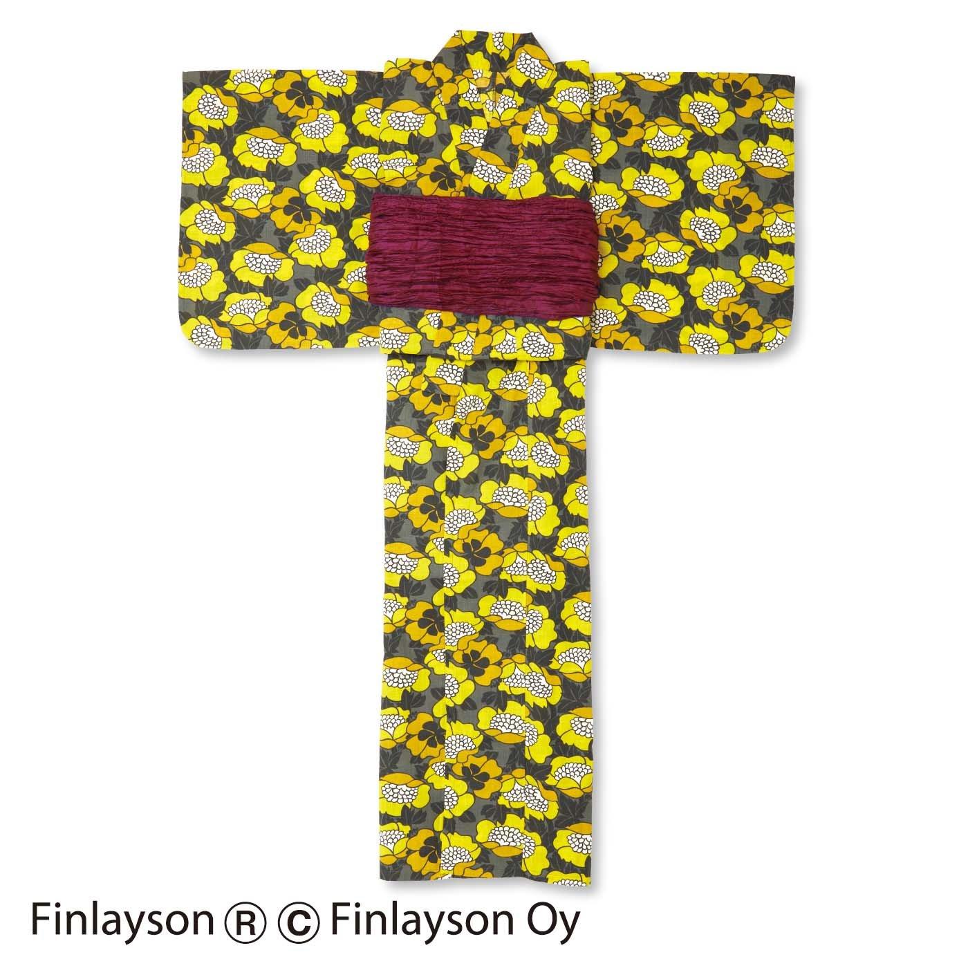 フィンレイソン ジュニア浴衣(ゆかた)〈アンヌッカ〉