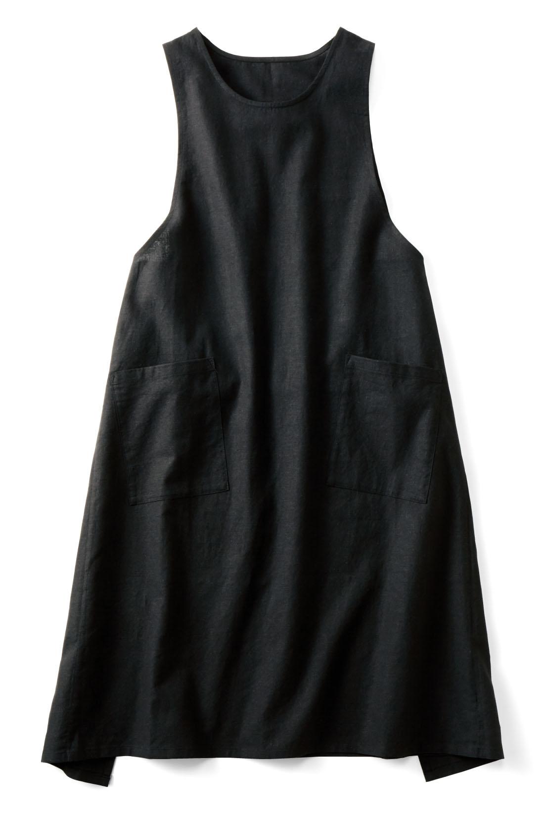 シックで大人っぽい【ブラック】 ※リボンもブラックです。