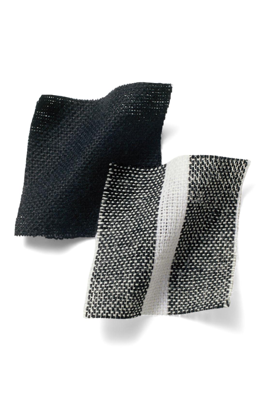 洗濯を繰り返すほどにくったりなじむ綿100%素材。