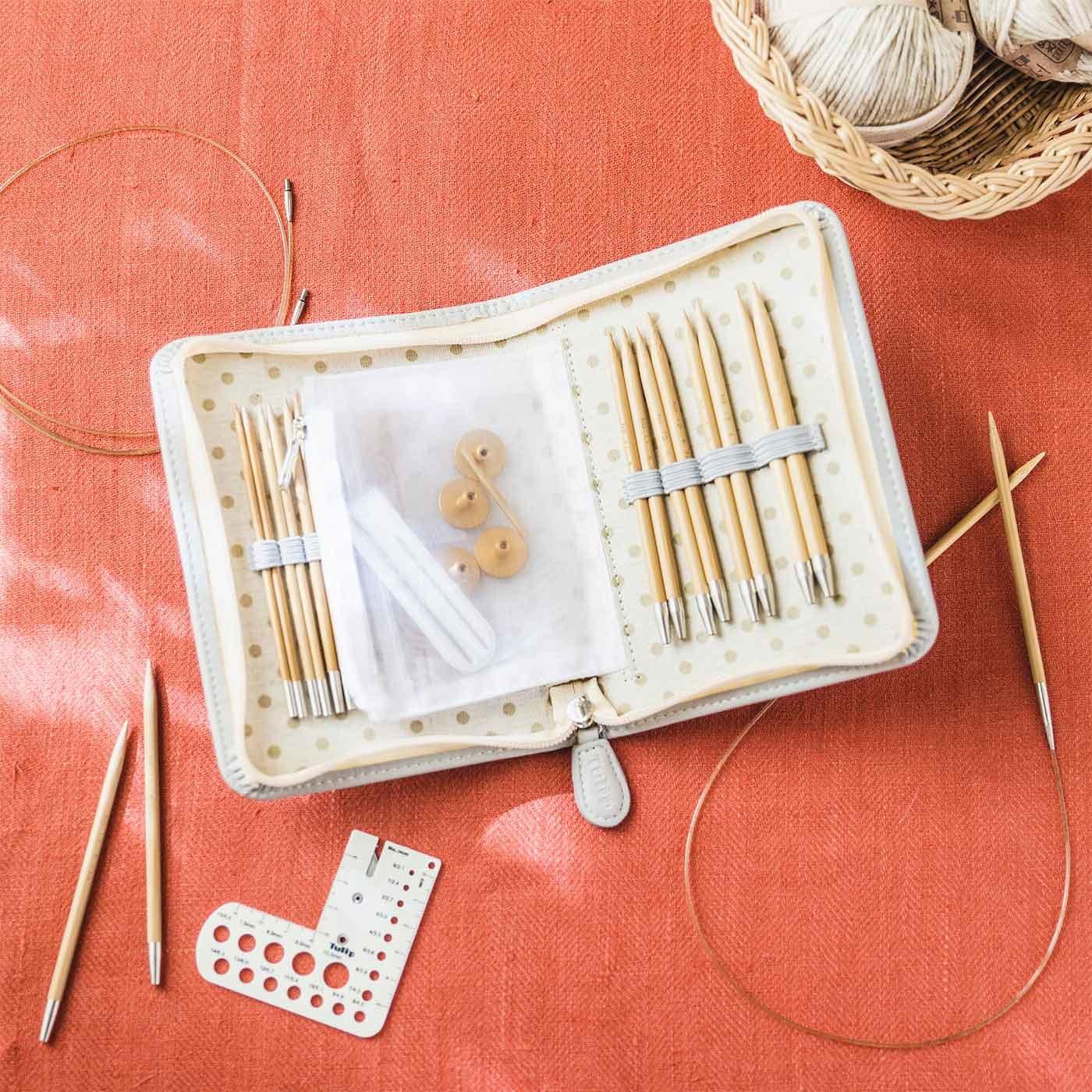 Tulip キャリーシーロング 切り替え式竹輪針セット