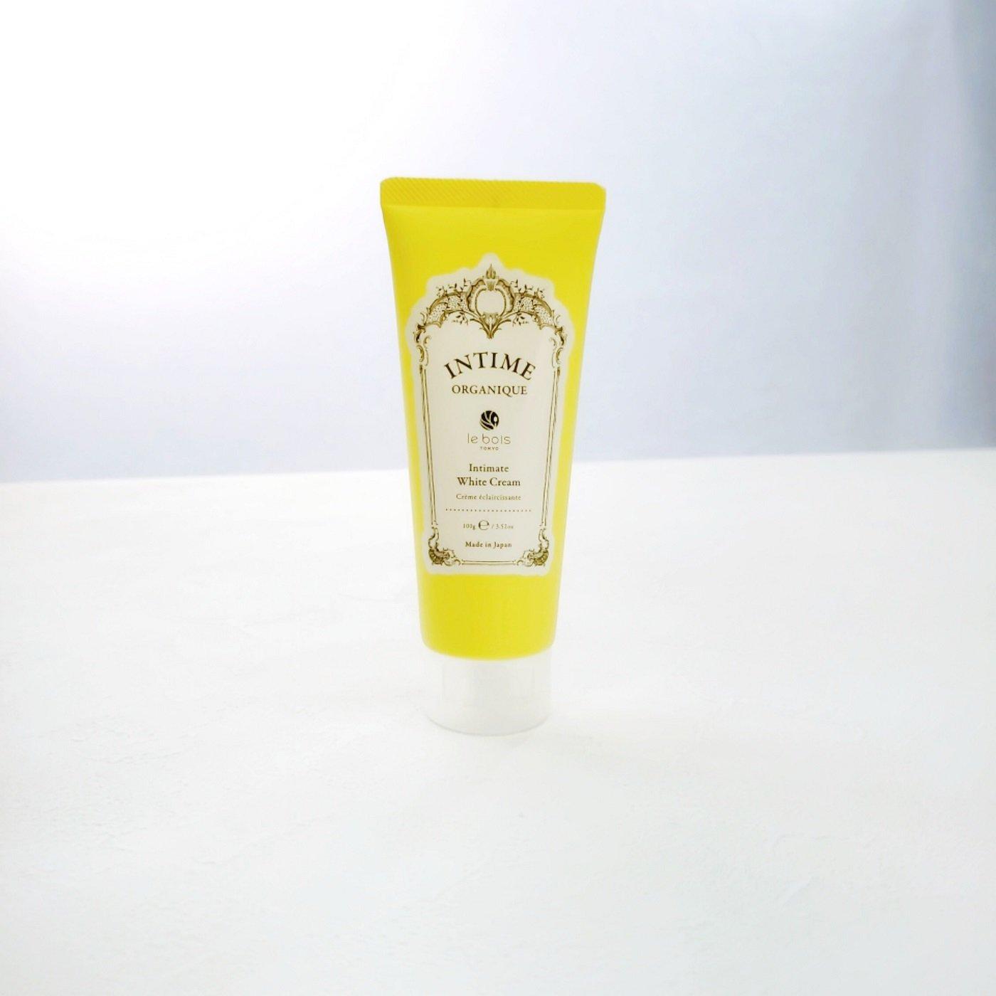 アンティーム ホワイトクリーム〈デリケートゾーン用美容クリーム〉100g