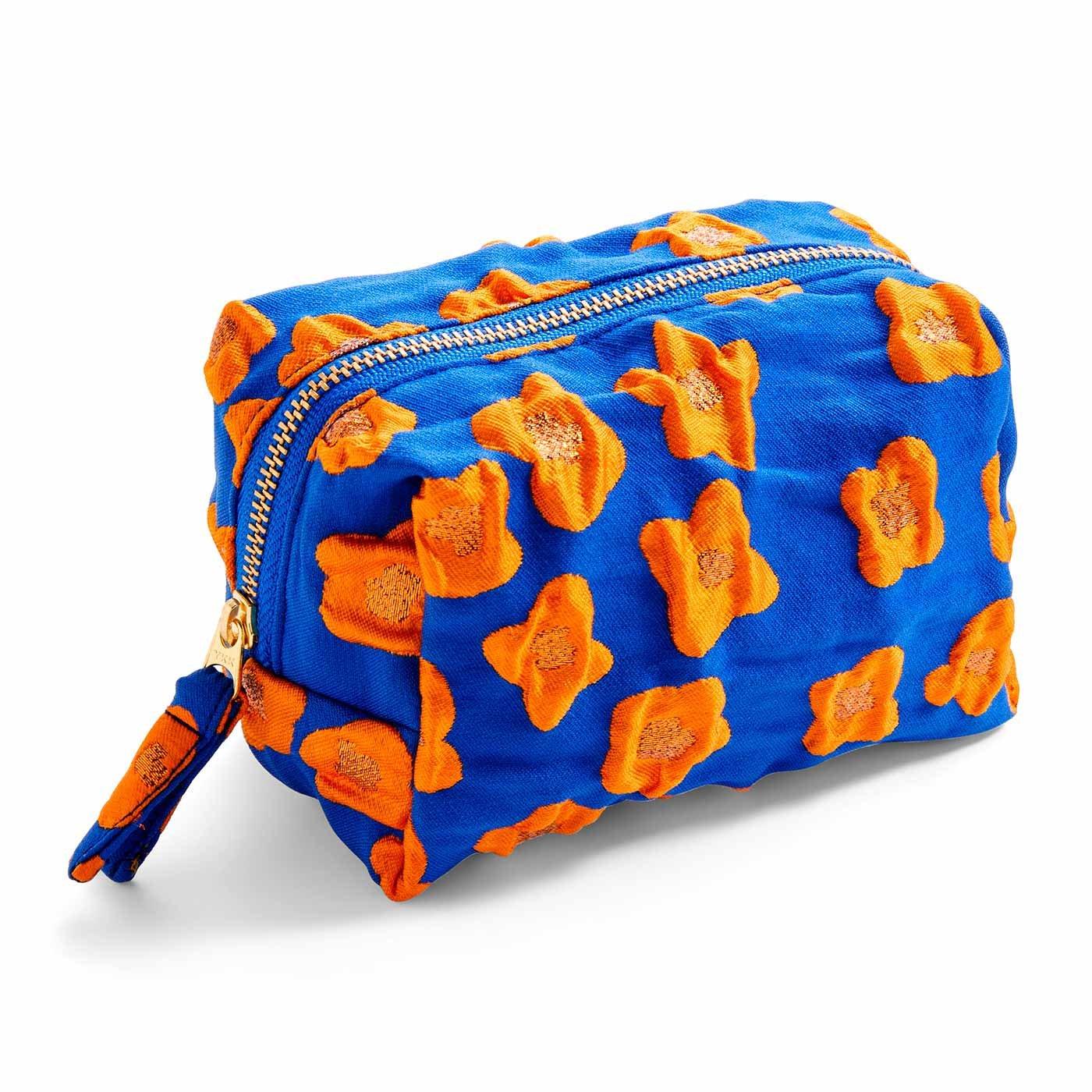 リブ イン コンフォート 色柄に夢中! たっぷり入ってコロンと四角い ゴブラン織りポーチの会