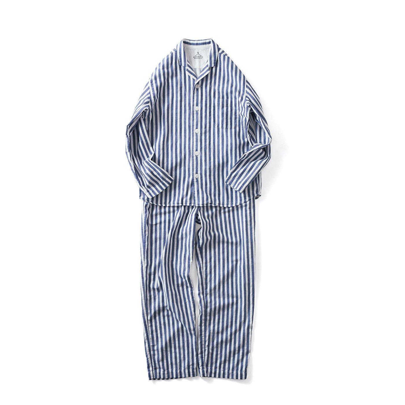 サニークラウズ しましまのパジャマ〈メンズ〉