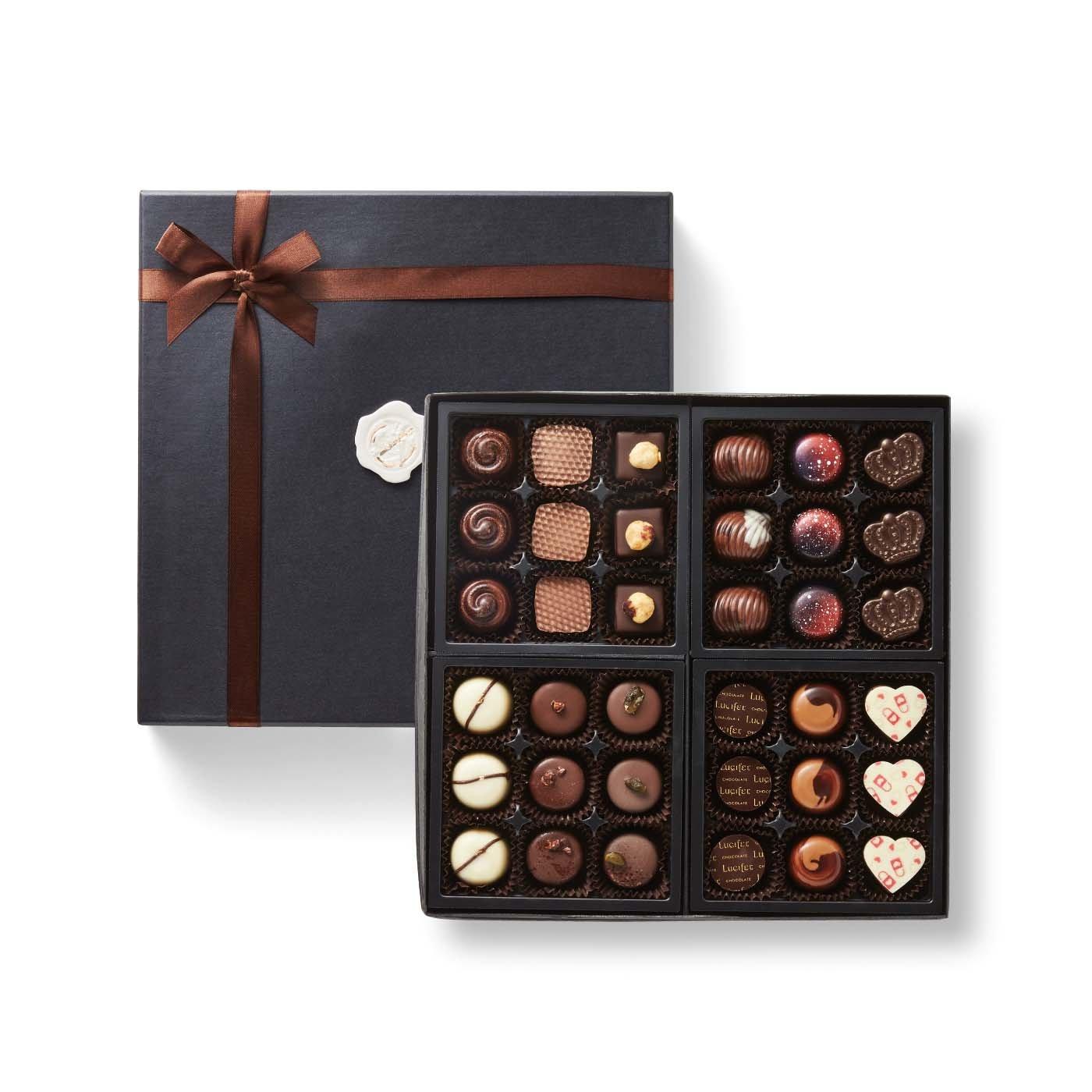 幸福のチョコレートメンバーサロン ゴールドメンバーコース (6ヵ月予約便)