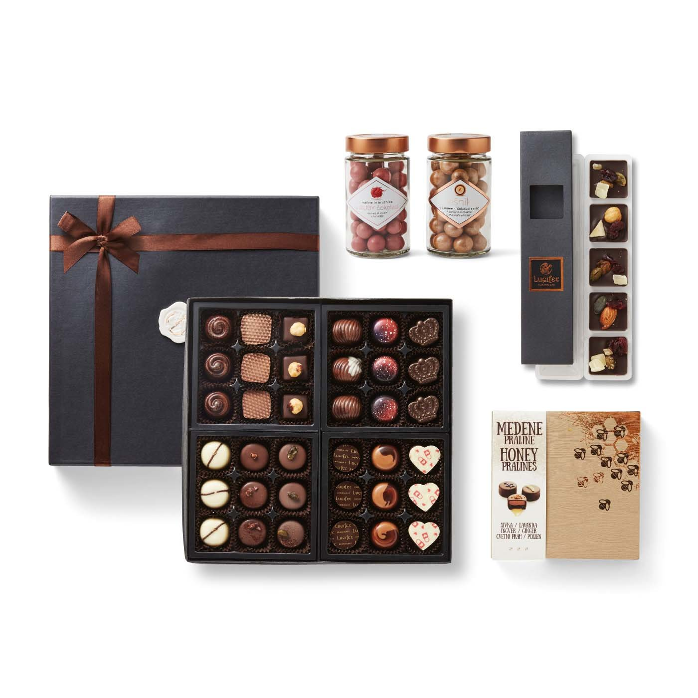 幸福のチョコレートメンバーサロン プラチナメンバーコース (6ヵ月予約便)