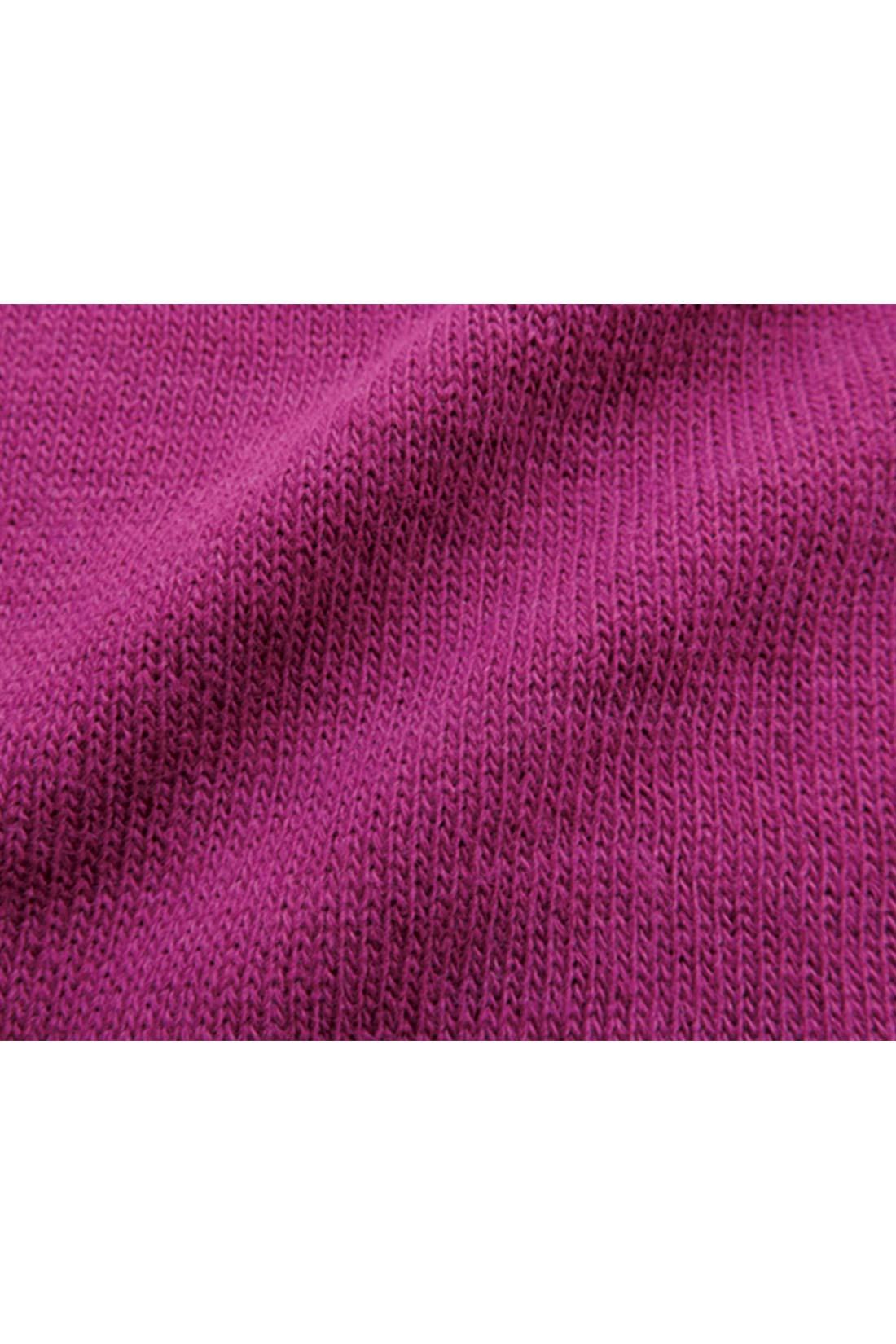 ウール混で、ほどよい厚み。 ※お届けするカラーとは異なります。