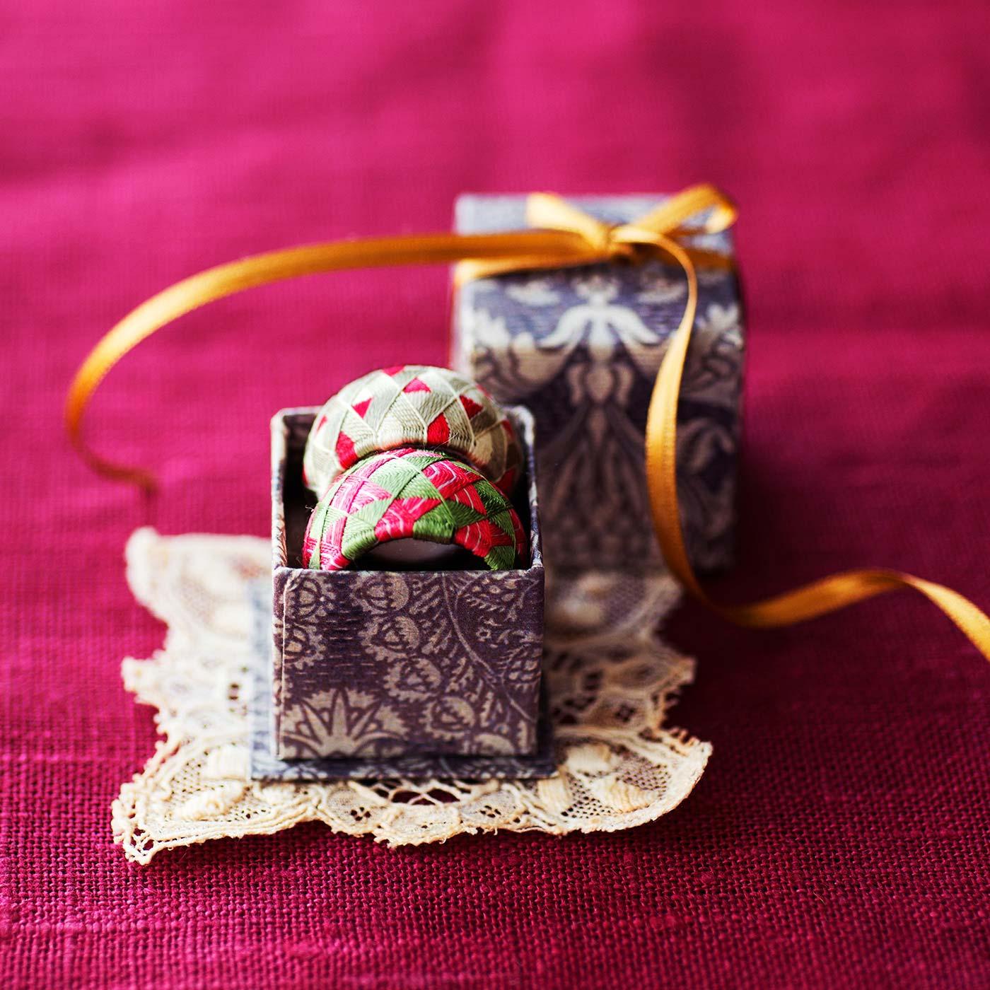 金沢を中心に手づくりされてきた裁縫道具は、母から娘へのプレゼントにもぴったり。