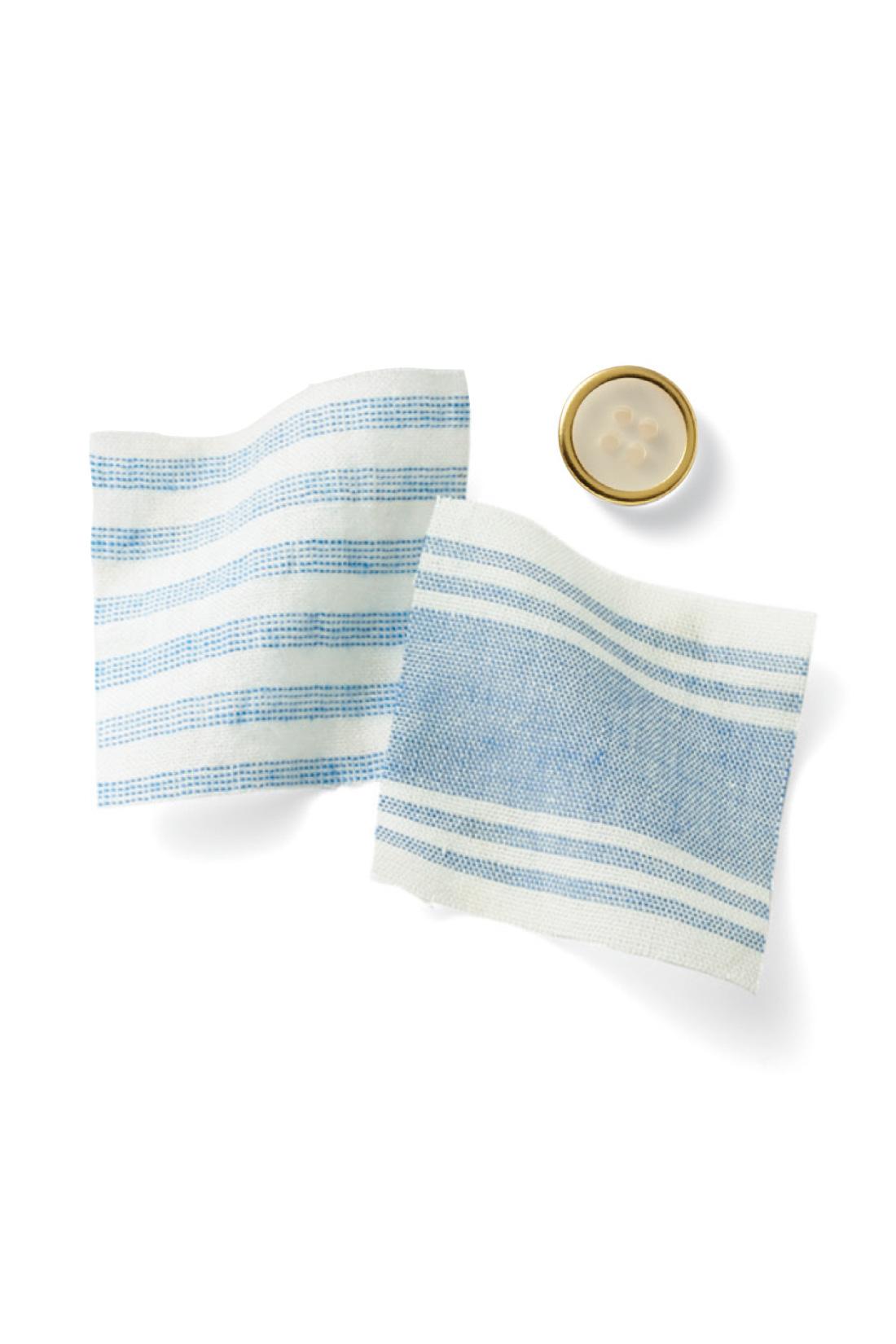 薄くて軽くてやさしい綿100%の布はく素材。※お届けするカラーとは異なります。