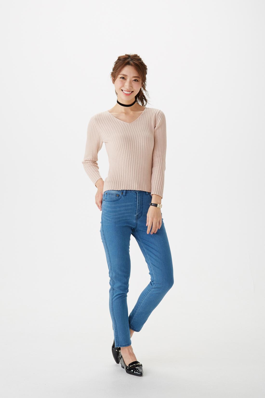 丈感の参考に。(モデル身長:169cm 着用サイズ:M)※着用イメージです。お届けするカラーとは異なります。