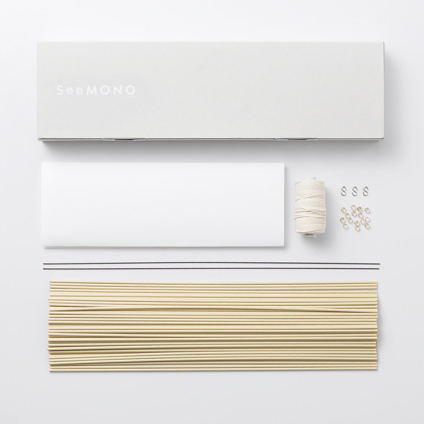 ●1回のお届けセット例です。ステキなパッケージに入れてお届けします。プレゼントにも!